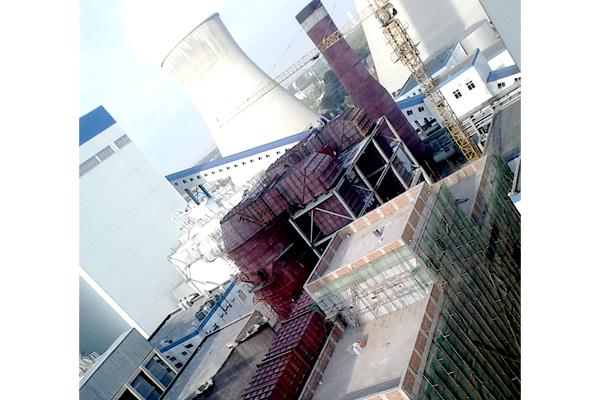 沈阳金山热电(2X200MW)脱硫